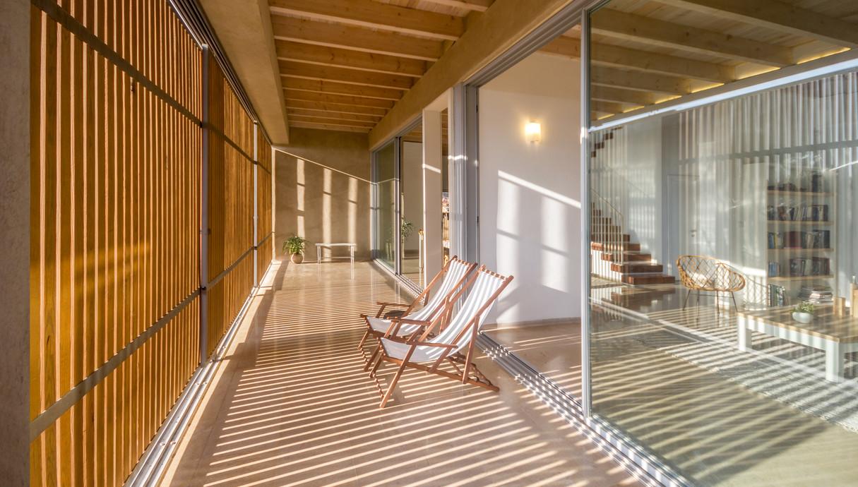 מרפסות שוות, גולני אדריכלים - 3