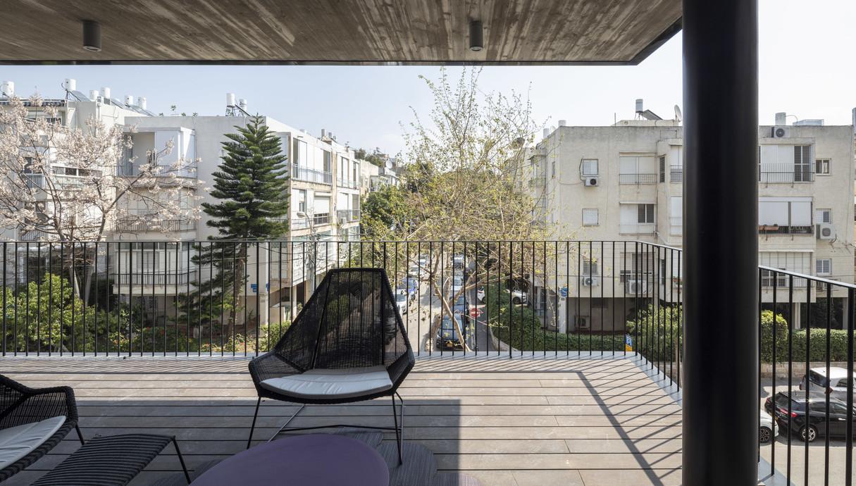 מרפסות שוות, יניב פרדו אדריכלים