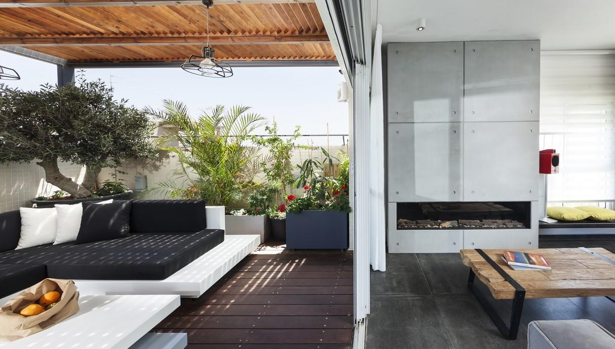 מרפסות שוות, עיצוב- אדריכלית עדי ארונוב - 1