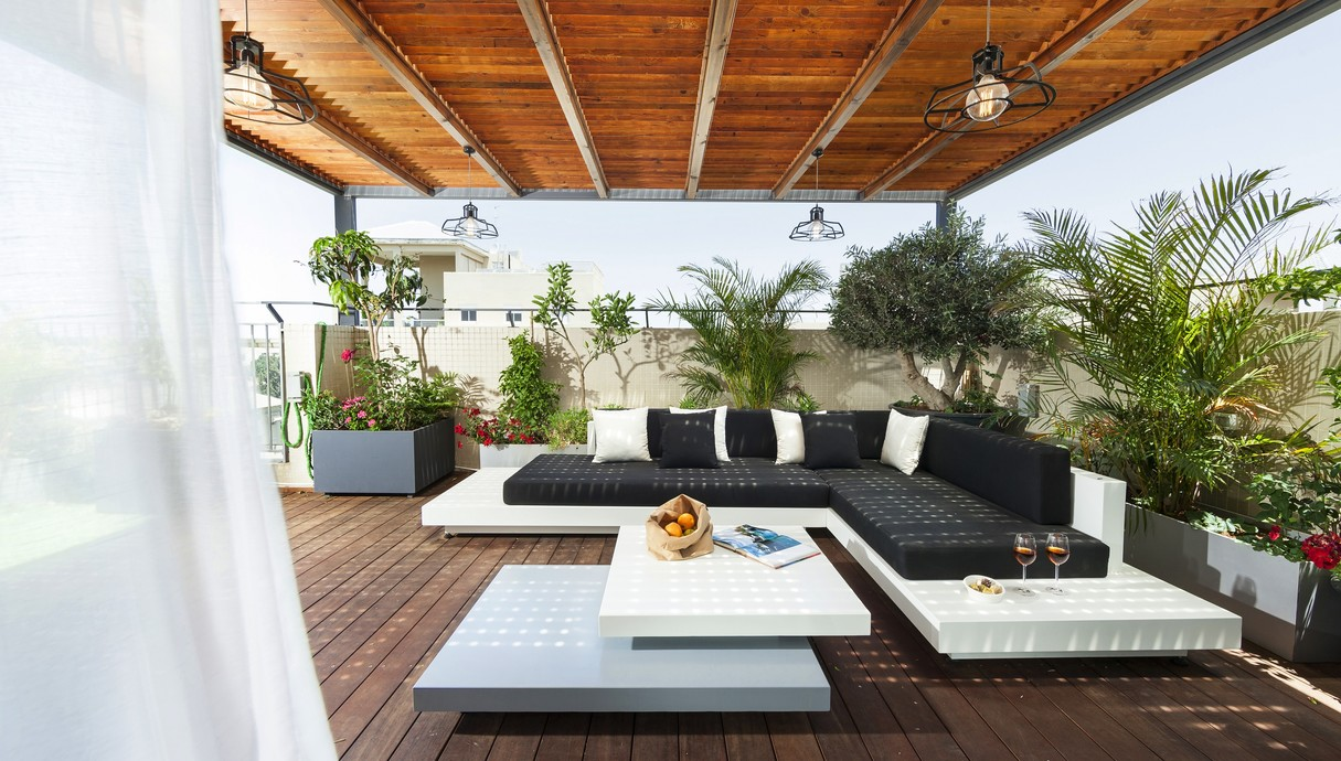מרפסות שוות, עיצוב- אדריכלית עדי ארונוב - 2