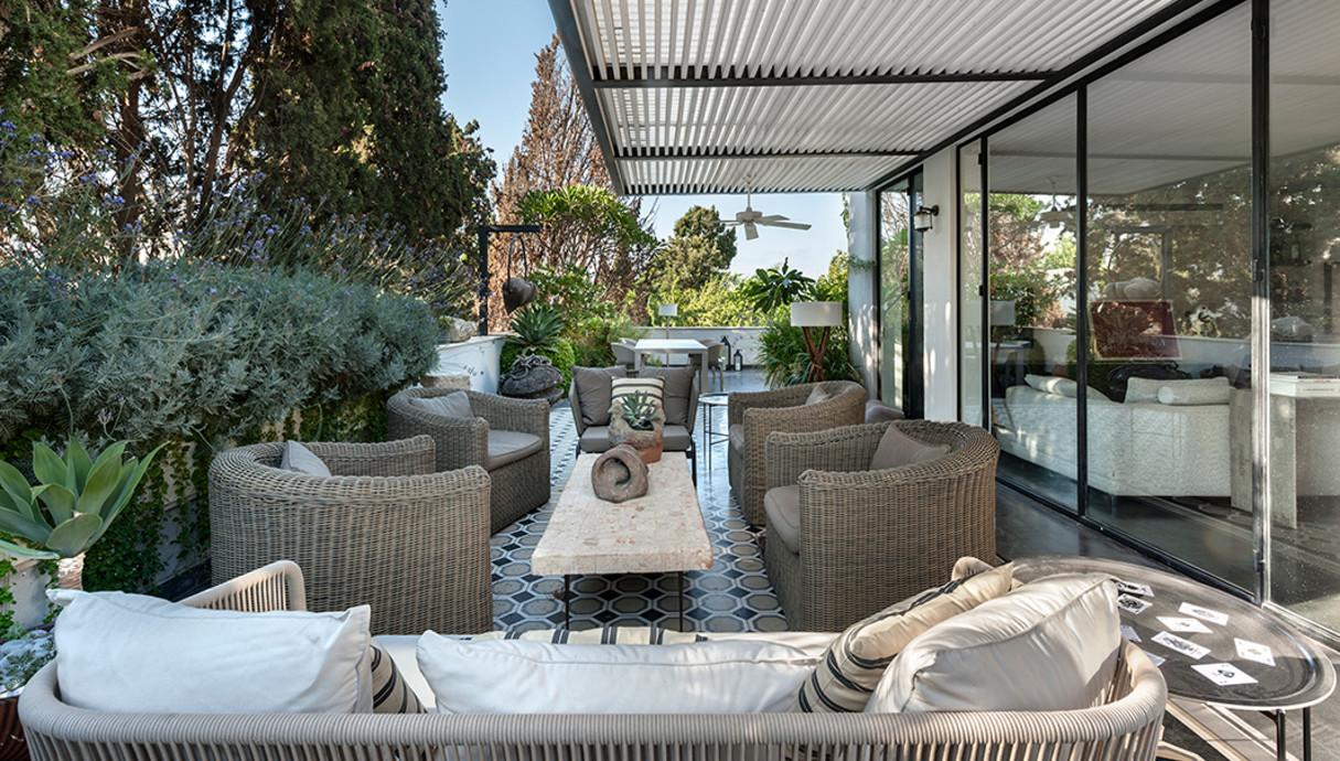 מרפסות שוות, אדריכלית דנה אוברזון - 2