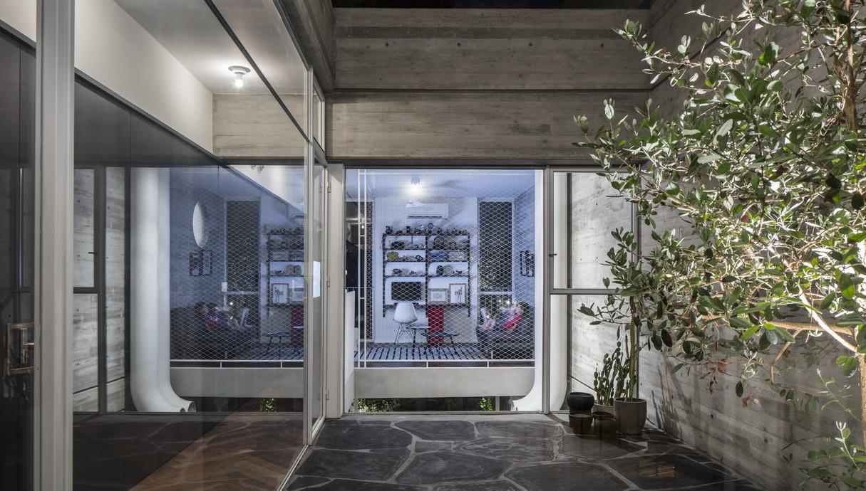 מרפסות שוות, ברוידס אדריכלים פטיו - 6