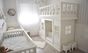 חדר ילדים (צילום: דולב מרציאנו)