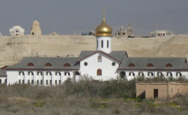 כביש 90 ארץ המנזרים (צילום: אריאלה אפללו)