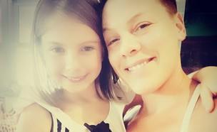 פינק ובתה (צילום: מעמוד האינסטגרם של פינק)