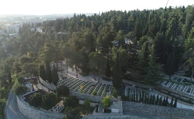 בית העלמין הצבאי קריית שאול והר הרצל