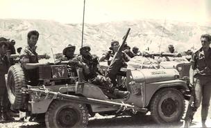 סיירת שקד בסיני, מלחמת ששת הימים (צילום: רפי רוגל, ויקיפדיה)