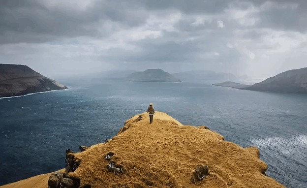 איי פארו (צילום: Kirstin Vang / Visit Faroe Islands)