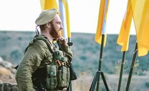 """סמל יצחק אדלסון (צילום: דובר צה""""ל )"""