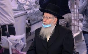 יעקב ליצמן (צילום: החדשות 12)
