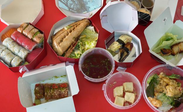 משלוח מ-TYO (צילום: צילום ביתי, אוכל טוב)