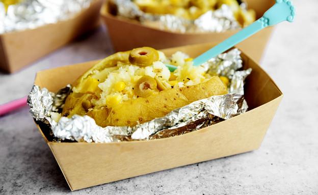 תפוחי אדמה ממולאים (צילום: שרית נובק - מיס פטל, אוכל טוב)