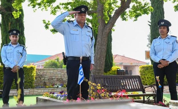 """מ""""מ מפכ""""ל המשטרה מוטי כהן (צילום: דוברות המשטרה)"""