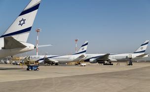 חברות תעופה ישראליות (צילום:  Lerner Vadim, shutterstock)