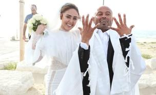 חתונה ענת וגל (צילום: שלומי דדון)