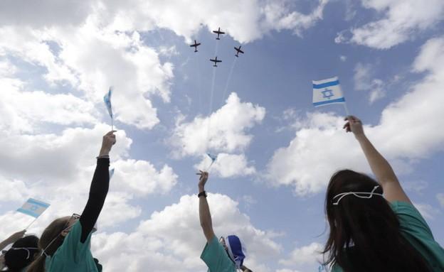 מטס יום העצמאות בישראל