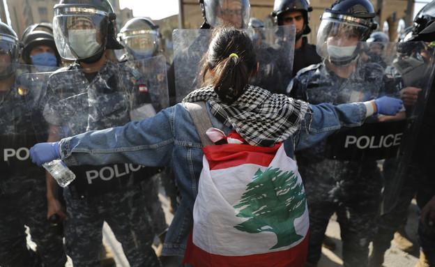 הפגנות, לבנון