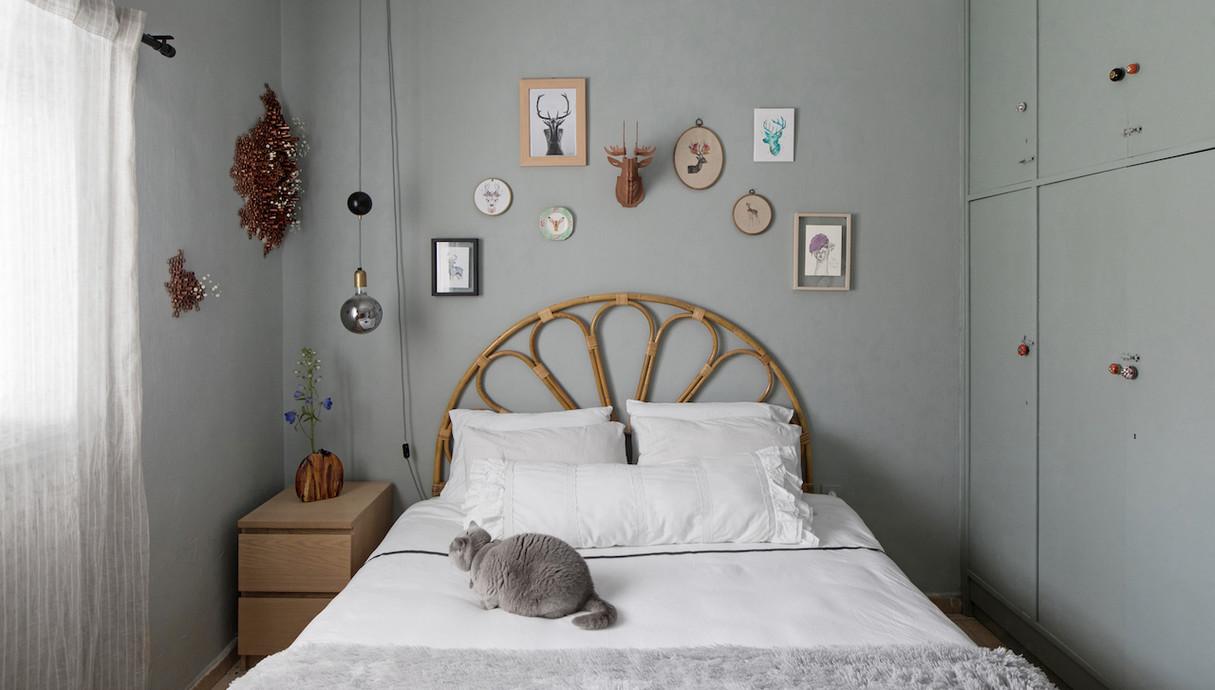 דירה בגבעתיים, עיצוב נגה בן אמתי