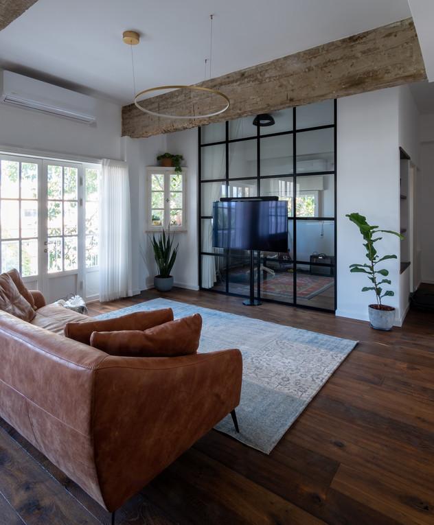 דירה בתל אביב, ג, עיצוב שירי הלר שוורץ