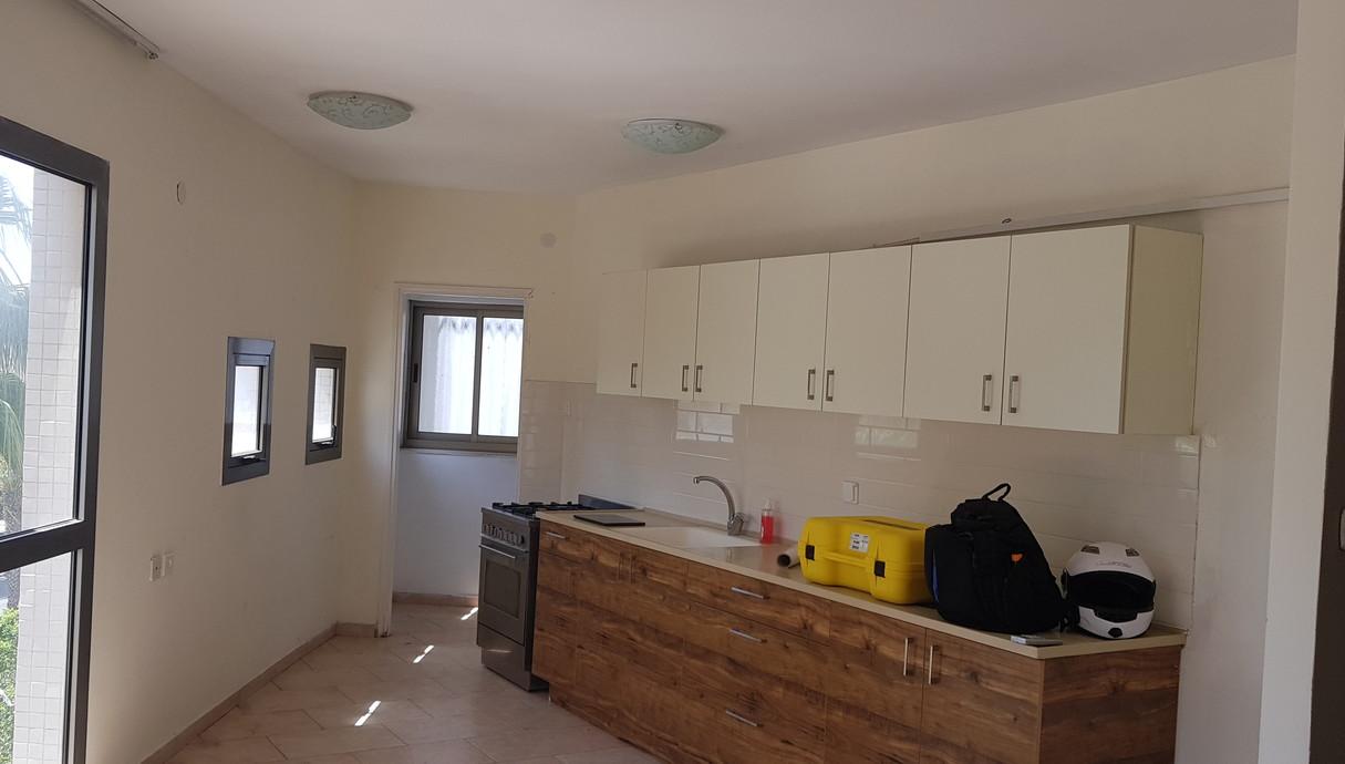דירה בתל אביב, עיצוב יעל שביט, לפני שיפוץ - 2