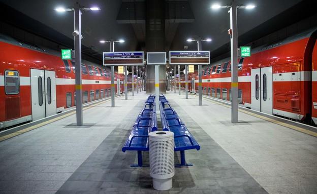 תחנת רכבת נבון ריקה