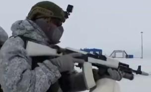 תיעוד התרגיל (צילום: משרד ההגנה הרוסי)