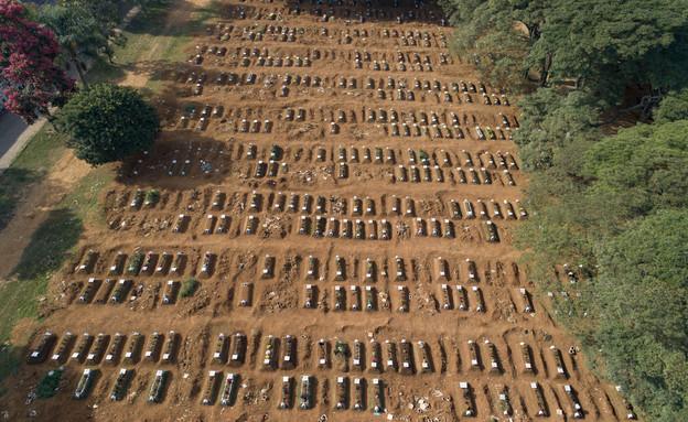 קברים המוניים בברזיל