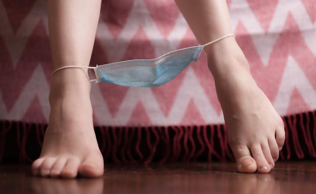 סקס בקורונה (צילום: shutterstock   tiko_photographer)