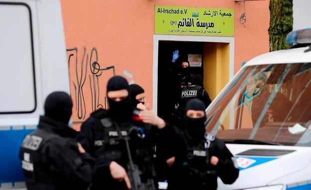 סיוע המוסד לגרמניה להוציא את חיזבאללה מחוץ לחוק