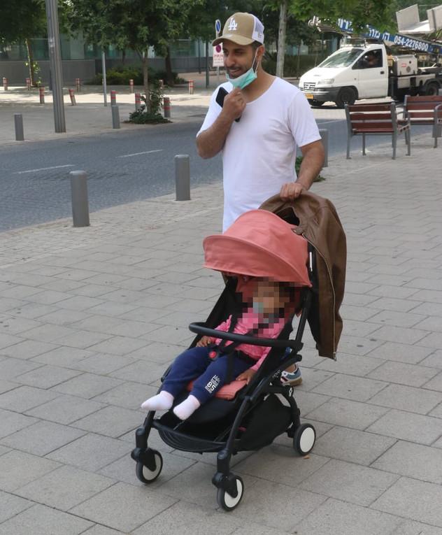 דודו אהרון, פפראצי, מאי 2020