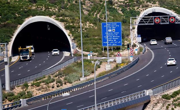 כביש 6 חוצה צפון (צילום: באדיבות כביש 6 חוצה צפון)