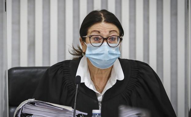 נשיאת בית המשפט העליון אסתר חיות  (צילום: אורן בן חקון, פלאש 90)