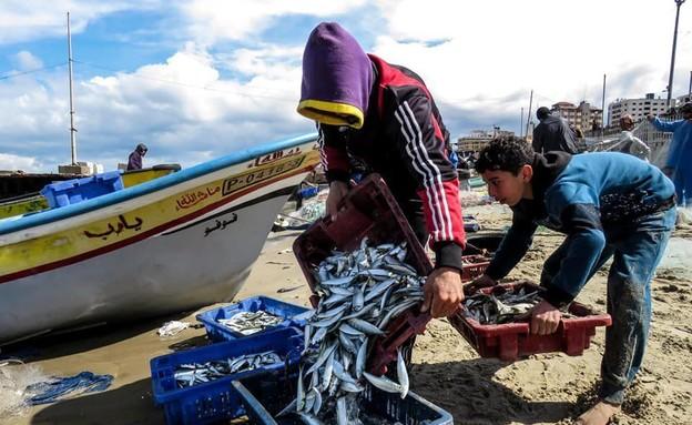 פעילות חיל הים מול חופי עזה