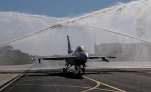 המטוס ששבר שיא (צילום: חיל האוויר האמריקאי)