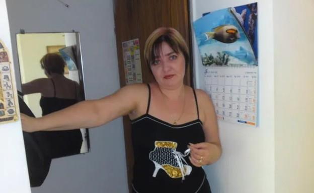 הנרצחת בבת ים טטיאנה חייקין (צילום: באדיבות המשפחה)