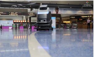 רובוט אולטרה סגול (וידאו WMV: טוויטר, twitter)