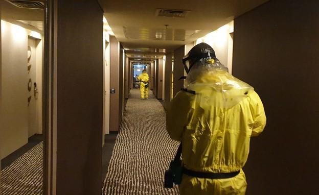 מלון דן פנורמה (צילום: באדיבות מלון דן פנורמה תל אביב)