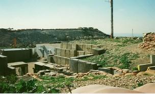 Oren1973 מוצב כרכום ברצועת הביטחון בלבנון (צילום: מתוך ויקיפדיה)