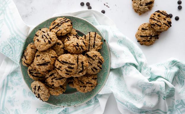 עוגיות קוואקר (צילום: שרית נובק, אוכל טוב)
