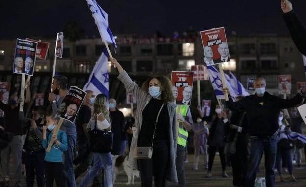 מחאת התנועה לאיכות השלטון