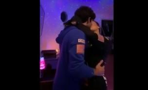 הקליפ של אריאנה וג'סטין (צילום: צילום מסך מתוך youtube)
