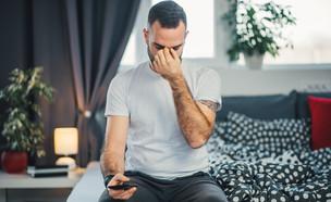גבר עצוב (צילום: Milan Ilic Photographer, shutterstock)