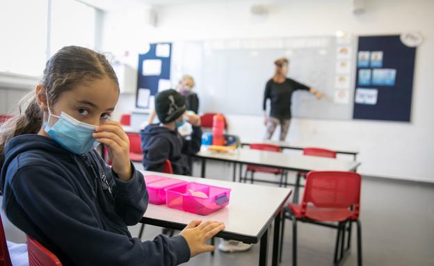 קורונה בבתי ספר, ישראל