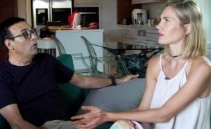 רוני וג'ני מאנה מדברים על הכל (צילום: מתוך אנשים, שידורי קשת)