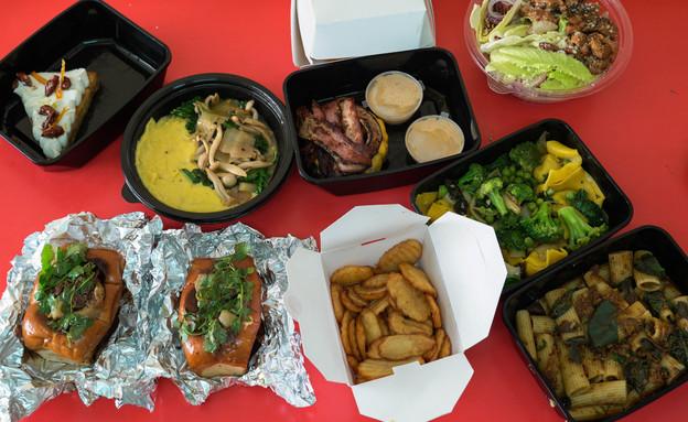 משלוח ממלגו ולמבר (צילום: צילום ביתי, אוכל טוב)