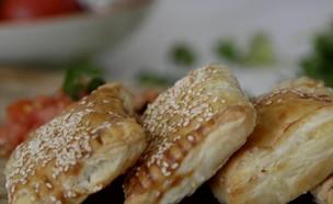 סמבוסק (צילום: מתוך אמהות מבשלות ביחד, ערוץ 24 החדש)