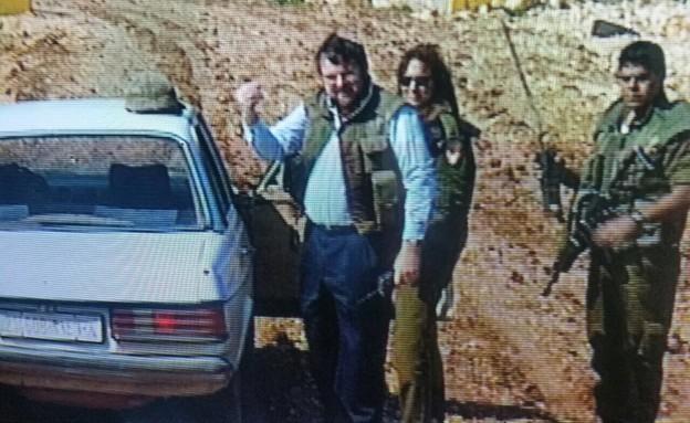 מנחם הורוביץ נזכר בלבנון