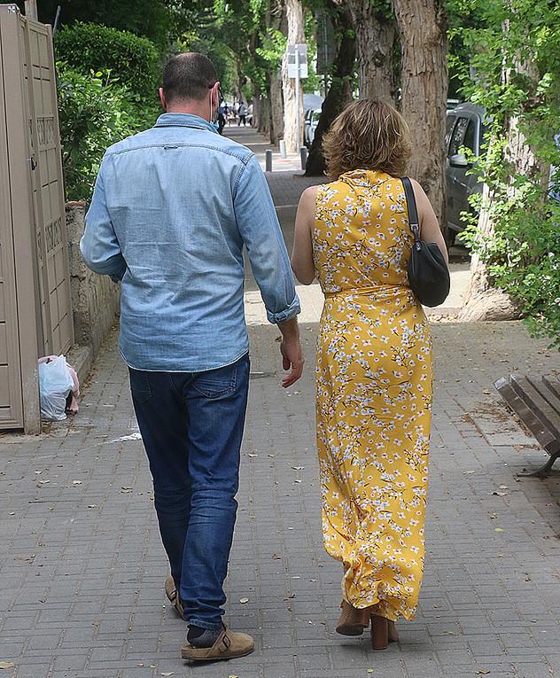 יעל ודני מחתונה ממבט ראשון, פפראצי, מאי 2020