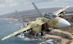 """המטוס שהוצע לחיל האוויר (צילום: בואינג, יח""""צ)"""