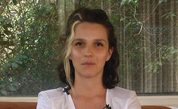 """יאנה יוסף על הלידה בצל הקורונה (צילום: מתוך """"חדשות הבוקר"""" , קשת 12)"""